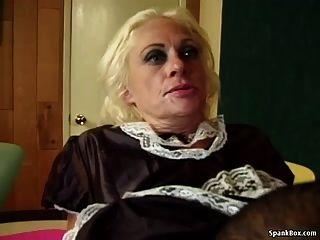 Abuelita Ama Anal Y Bbc