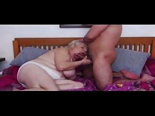 Bbw Peluda Abuelita R20