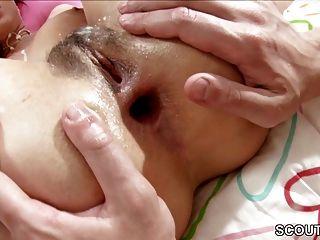 Casting Porno Real Para Milf Caliente Con Hombre Joven Y Anal