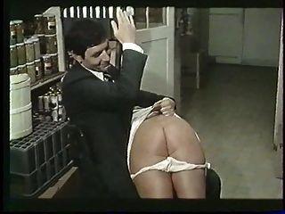Francés Madura Ama Azotes Y Puta Vintage