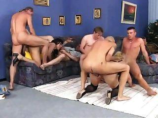 Abuelitas Madura Bbw Orgía De Fisting Anal