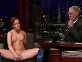 Emma Watson En Talk Show