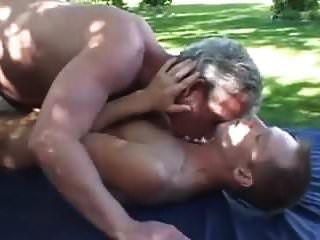 Padre Gris E Hijo