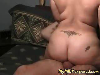 Mi Milf Expuesta Rizado Esposa Estilo Perrito Sexo