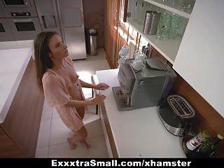 Exxxtrasmall Hot Petite Girl Follada En La Cocina