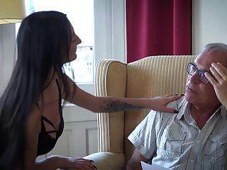 Viejo Trío Porno Joven Con Petite Teen Pussy Sexy Babe