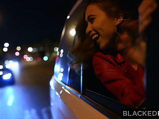 Blackedraw Riley Reid Llantas Semental Negro En Habitación De Hotel