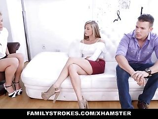 Familystrokes Amor De Familia Follando Entre Sí