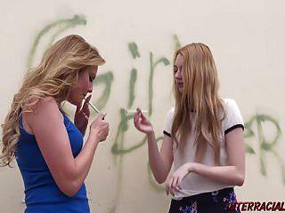 Slutty Colegiala Britney Light Toma Bbc Del Profesor