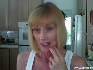 Abuela Amateur Cocksucker Puta Cum