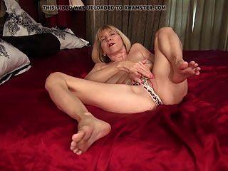 Abuela Flaca Quiere Sexo Anal Y Vaginal