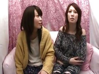 Japonés Prueba Lesbiana Primera Vez 2