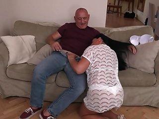 Madre Madura Sexy Chupar Y Follar Papi Suerte