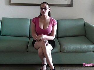 Melanie Hicks Entrevista De Trabajo Creampie