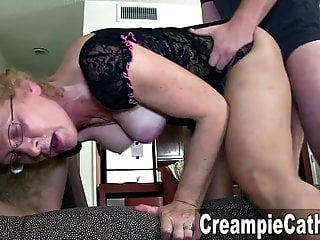 Creampies Masivos Para Milf